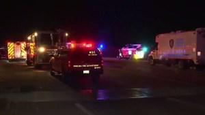 Reportan 4 bomberos heridos en explosión en Surprise