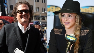 Juez desestima demanda contra Shakira y Carlos Vives