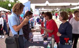 Campaña para impulsar votantes universitarios en Broward