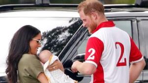 Harry responde si Meghan y él tendrán más hijos
