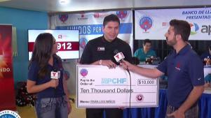 Panda Express hace donativo para Teletón Telemundo