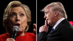 Clinton lidera nuevo sondeo tras debate con Trump