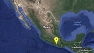 Alerta sísmica suena en parte de la Ciudad de México