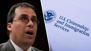 Otra vacante: renuncia el jefe de USCIS tras pedido de Trump