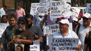 Asesinan a balazos al periodista Mario Gómez