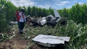 Cae avioneta en Chihuahua; 4 muertos
