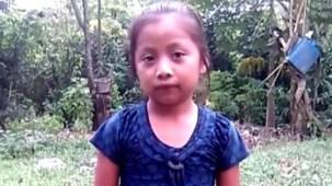EEUU niega responsabilidad en muerte de niña detenida