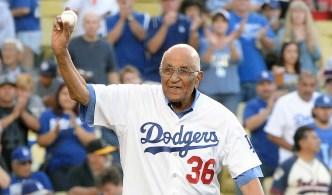 Fallece Don Newcombe, leyenda de los Dodgers