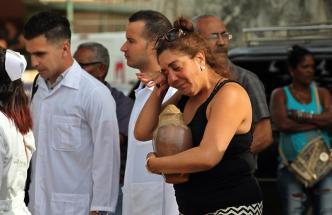 Cuba: muerte de superviviente eleva a 111 las víctimas