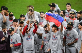 Histórico: Washington Nationals ganan la Serie Mundial