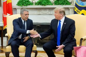 'Ya veremos': Trump sobre envío de tropas a Colombia