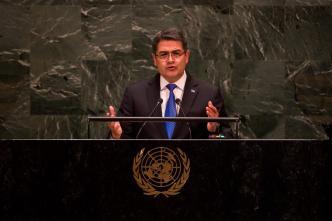 EEUU y Honduras concretan pacto sobre asilo