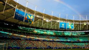 """La razón por la que Brasil recurrió a estadios """"viejos"""" en la Copa América"""