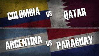Copa América: resumen de los partidos de este miércoles