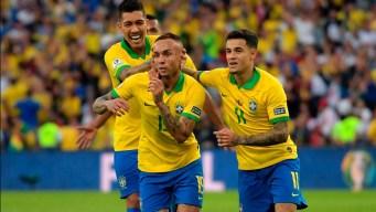 Revive todos los goles de Brasil, campeón de la Copa América