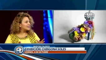 Exhibición: Chingona Soles