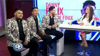 Entrevista con Danny Felix y Los Finix