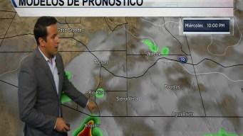 Calor no cede pese a viento y nubosidad: pronóstico del tiempo