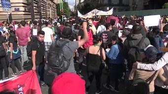 México conmemora masacre de Tlatelolco con un Centro Histórico blindado