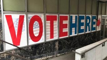 Resultados extraoficiales de la elección en distritos 5 y 8