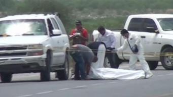 Abaten a pistoleros durante enfrentamiento en Reynosa