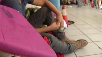 Albergue en Sonora ayuda a familias migrantes