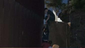 Aumentan cruces ilegales en la frontera del sur