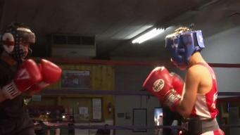 Boxeo une a la comunidad y policía