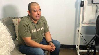 Viudo de una militar regresa a Phoenix tras ser deportado