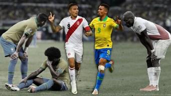 Brasil vs. Perú, el reflejo de una Copa América bipolar