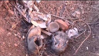 Descubren posible campo de exterminio en Coahuila