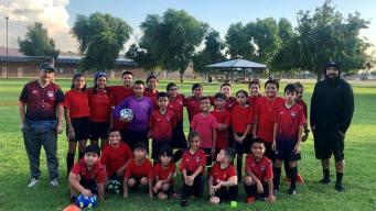 Club Viveros fomenta el deporte