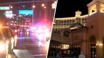 Las Vegas: supuesto robo de casino acaba en un tiroteo