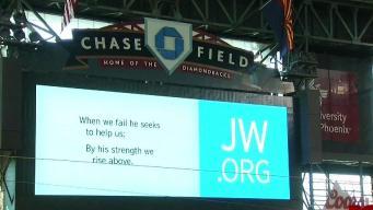 Convención internacional de Testigos de Jehová en Chase