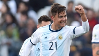 Dybala se va contento tras el triunfo y hable de su conexión con Messi