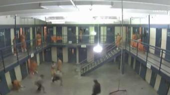 Apuñalan a oficial de correccional en prisión de Buckeye