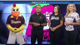 Día de la liga mexicana del pacifico en Chase Field