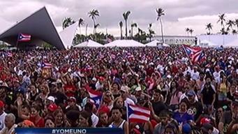 """""""Unidos por Puerto Rico"""" recauda $4.2 millones"""