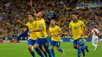 ¡Golazo de Brasil! Everton abre el marcador en la Gran Final ante Perú