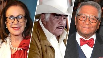 Laura Zapata y Armando Manzanero defienden con todo a Vicente Fernández