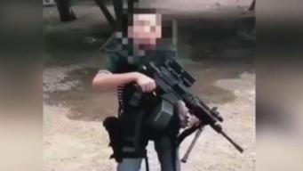 """Los """"niños del narco"""": una realidad que va en aumento en México"""