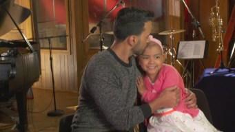 Luis Fonsi y St. Jude dedican campaña a niña fallecida