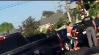 """""""No lleven a mi mami"""": agentes de ICE habrían detenido a mujer y su hija en California"""