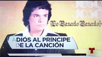"""México llora y canta en honor """"El Príncipe de la Canción"""""""