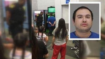 Policía: detenido por mostrar genitales a niña en Walmart