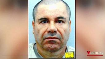 "Piden duro castigo para ""El Chapo"" Guzmán"