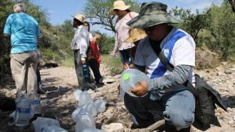 Tucson: Funcionarios consulares recorren desierto