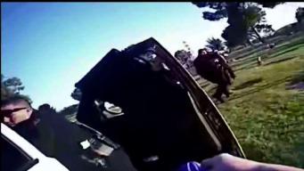 Revelan video de cámara corporal del caso George Zimmerman