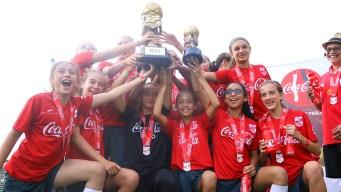 Nueva York: Resultados Copa Coca-Cola® 2017