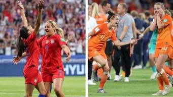 Revive los goles: Así llegaron a la final EEUU y Holanda